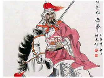 ancient china military